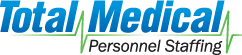 Total Medical Personnel Staffing